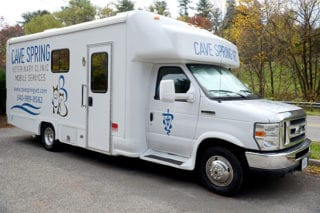 mobile vet clinic roanoke