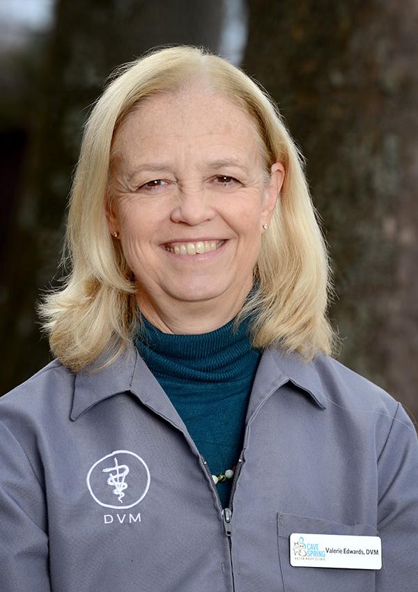 dr valerie edwards cave spring vet
