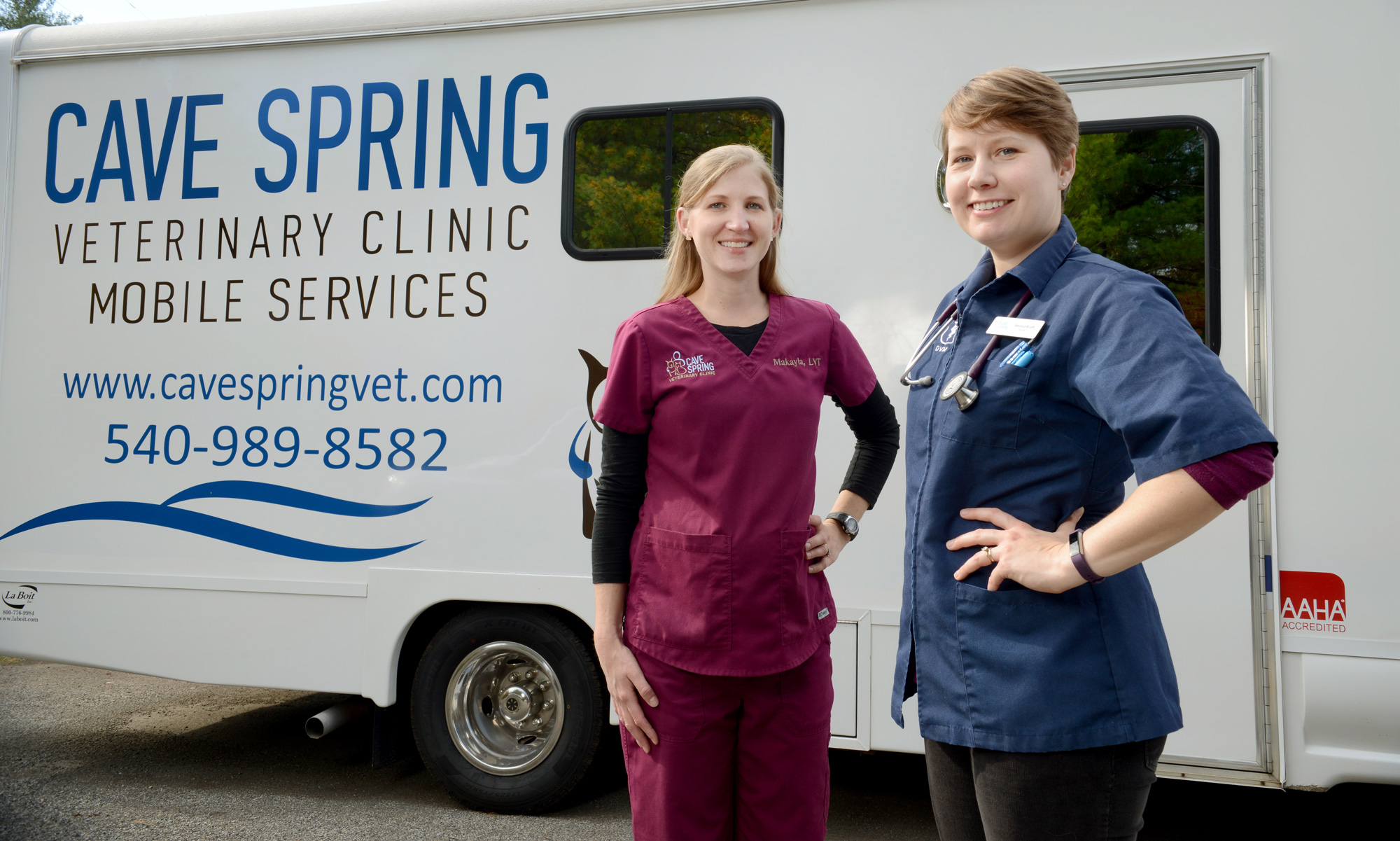 roanoke mobile vet clinic